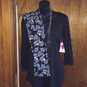 NWOT LulaRoe leggings one size black B2